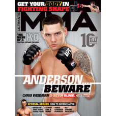 Ultimate MMA October 2012