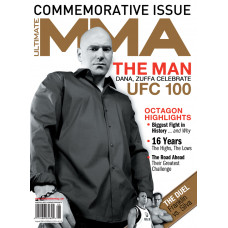 Ultimate MMA August 2009