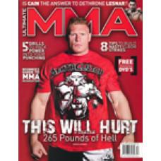 Ultimate MMA December 2010