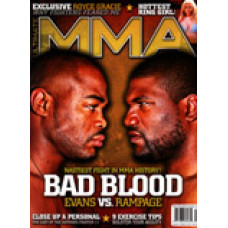 Ultimate MMA July 2010