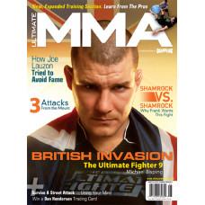 Ultimate MMA June 2009
