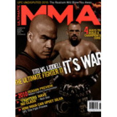 Ultimate MMA June 2010