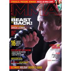 Ultimate MMA January 2012