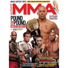 Ultimate MMA February 2012
