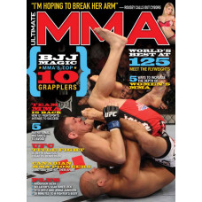 Ultimate MMA April 2012