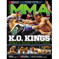 Ultimate MMA June 2011