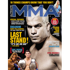 Ultimate MMA August 2011