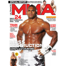 Ultimate MMA June 2012