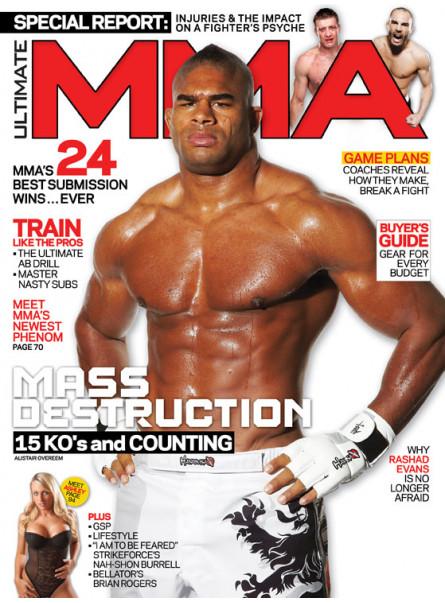 Ultimate MMA June 2012