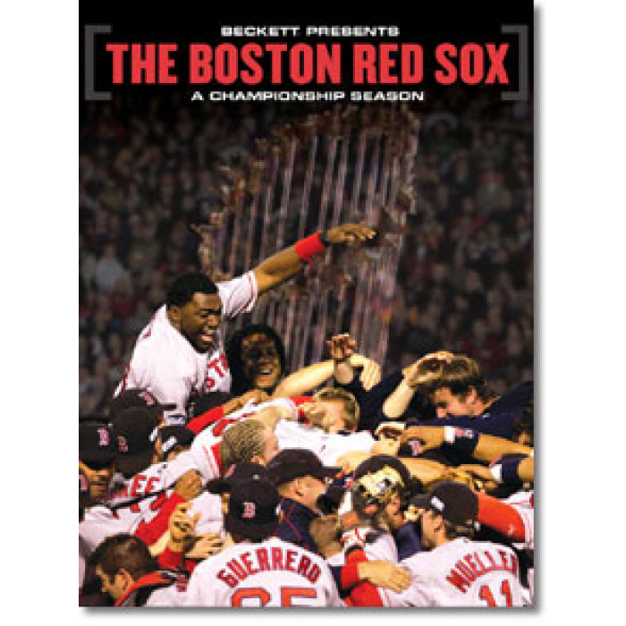 Presents The Boston Red Sox: A Championship Season for