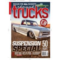 Street Trucks September 2012