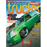Street Trucks September 2011