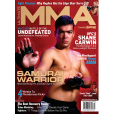 Ultimate MMA July 2009