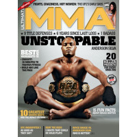 Ultimate MMA July 2012