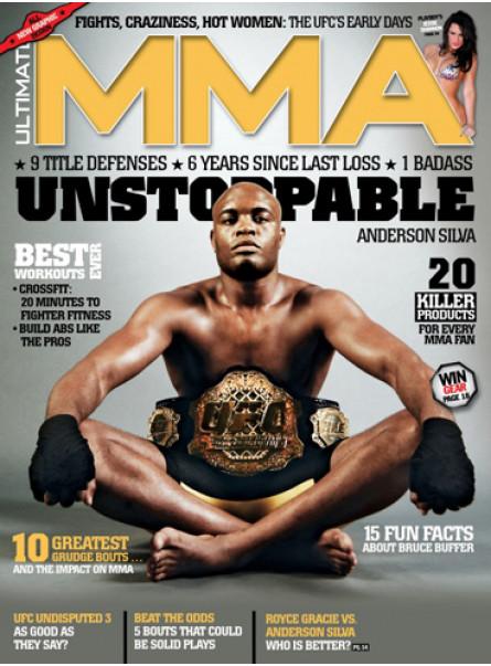 Ultimate MMA July 2012