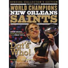 World Champions New Orleans Saints