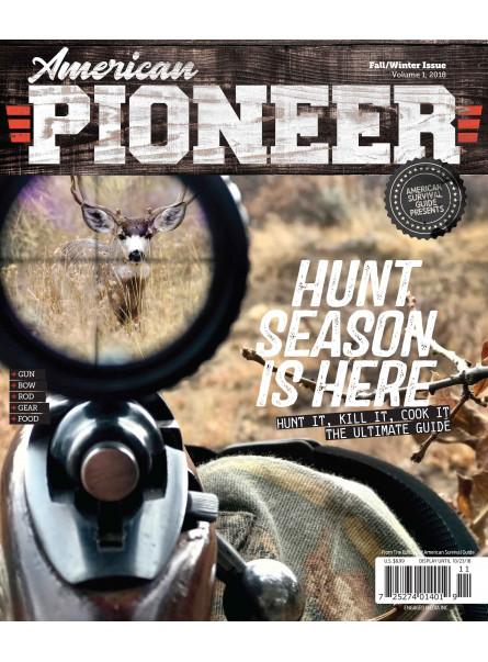 ASG Presents American Pioneer Nov 2018