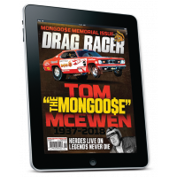 Drag Racer November 2018 Digital