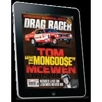 Drag Racer November 2018 Digital