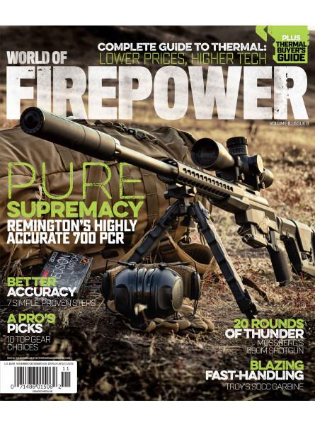 World of Firepower November/December 2018