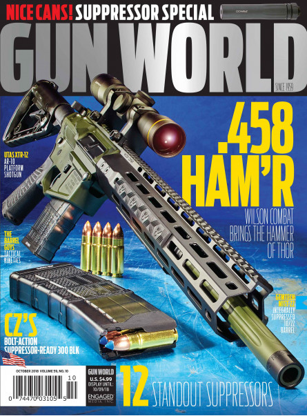 Gun World October 2018