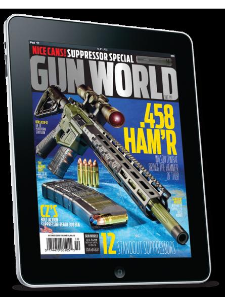 Gun World October 2018 Digital