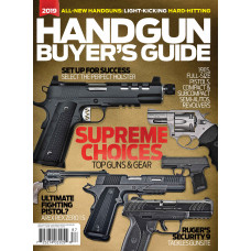 Gun World Buyers Guide Holiday Winter 2018