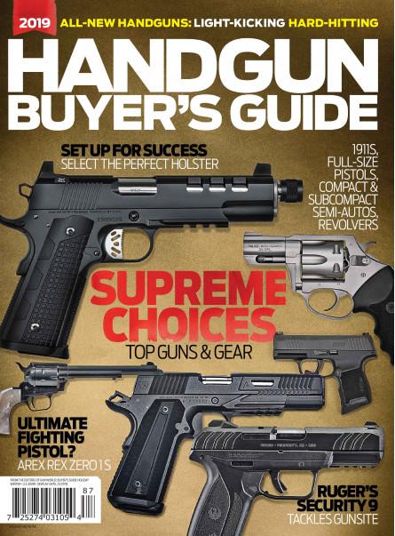 Gun World Buyers Guide Holiday Winter 2018