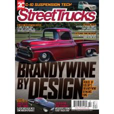 Street Trucks October 2018