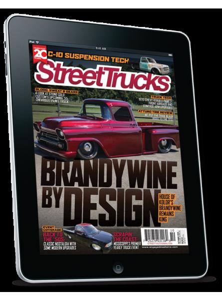 Street Trucks October 2018 Digital