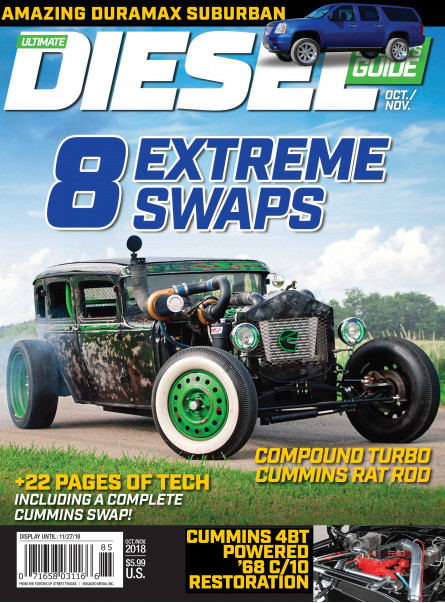 Ultimate Diesel Guide Oct/Nov 2018