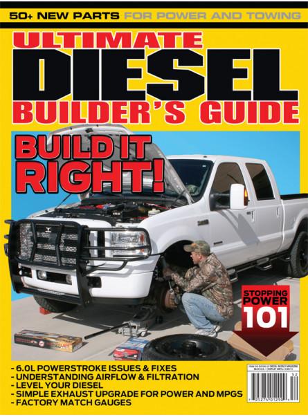 Ultimate Diesel Builders Guide - 2013
