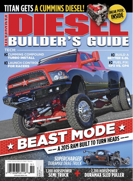 Ultimate Diesel Buyer's Guide Apr/May 2015