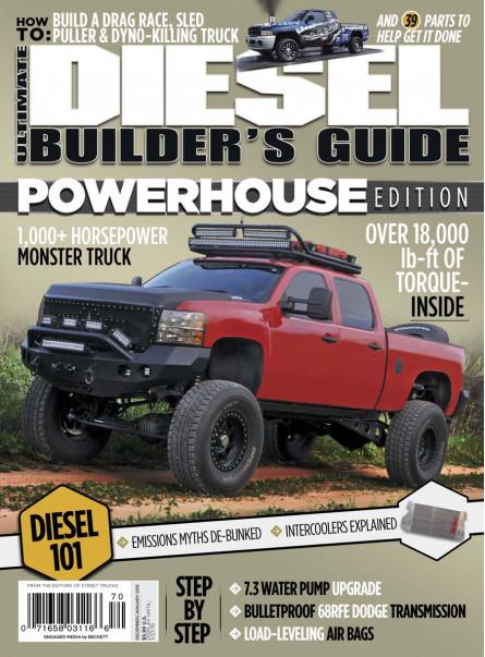 Ultimate Diesel Guide Dec/Jan 2015