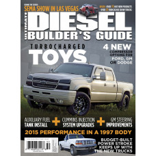 Ultimate Diesel Buyer's Guide Feb/Mar 2015