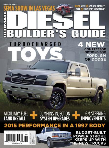 Ultimate Diesel Buyer's Guide Feb/Mar 2015