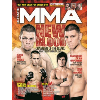 Ultimate MMA May 2012