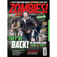 Zombies - Rick and Michonne and Carl - Collector's Covers 2 of 2
