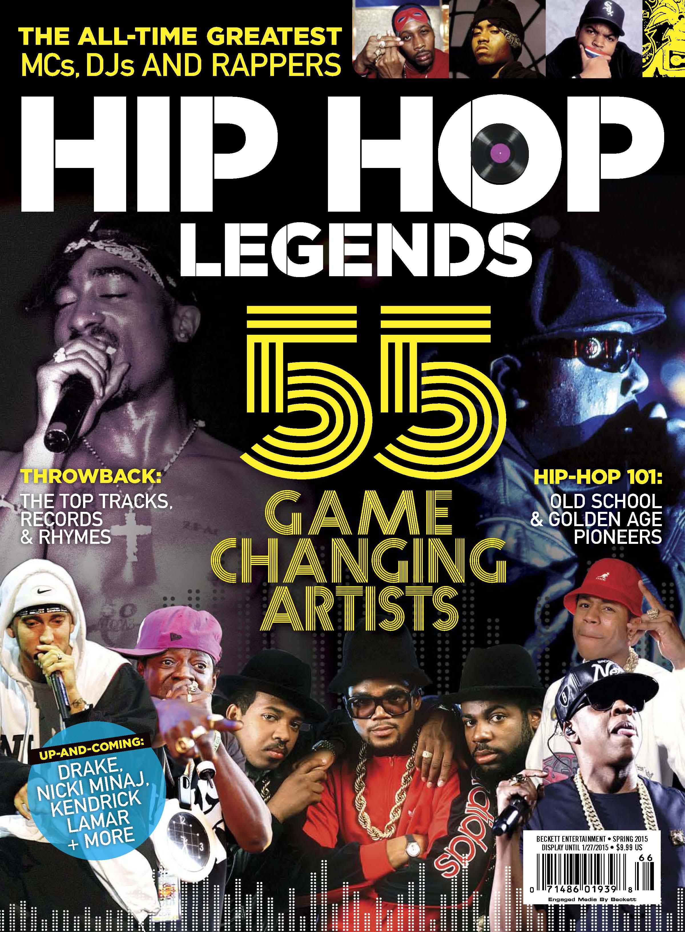 hip hop groups: