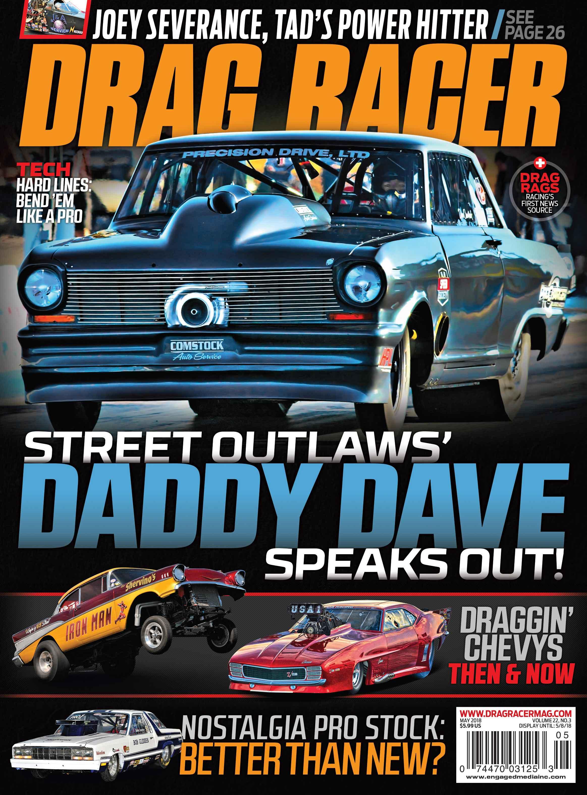 Drag Racer Magazine USA: – Racing Cars, Events, Motorsports, Racer ...