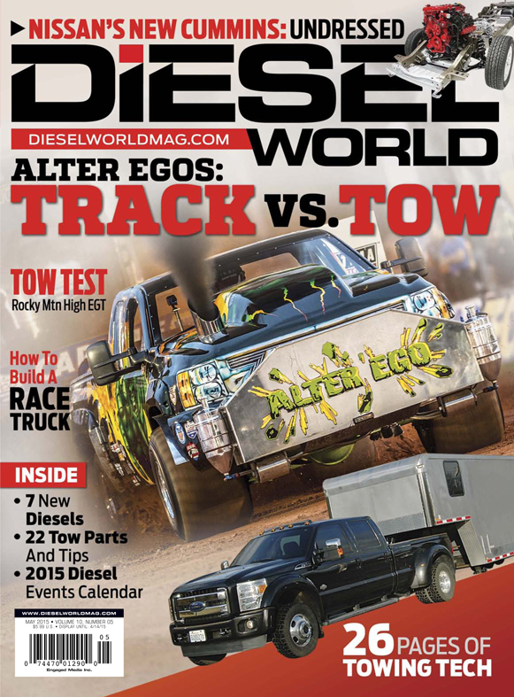 Diesel World Magazines