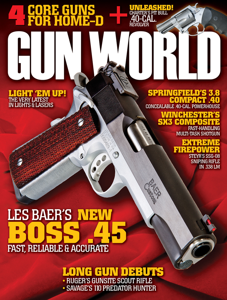 Gun World Magazines