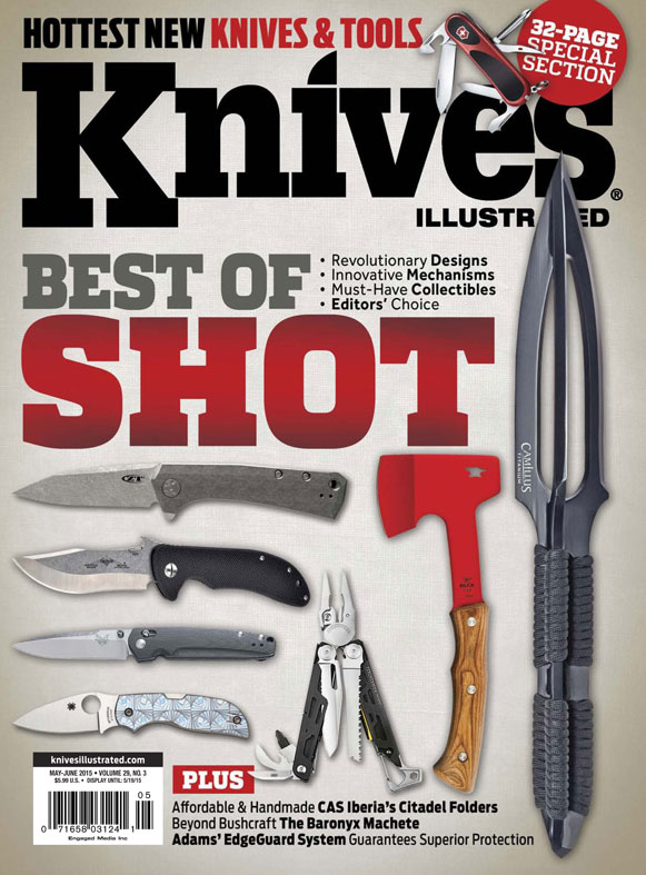 Knives Illustrated Magazines