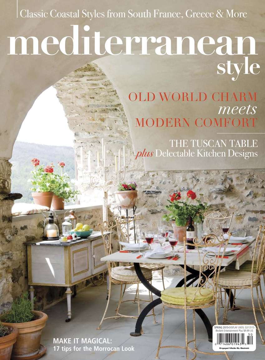 Surprising Mediterranean Style Spring 2015 Largest Home Design Picture Inspirations Pitcheantrous